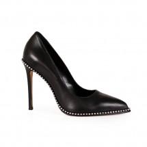 Дамски обувки от естествена кожа DV-3303-27