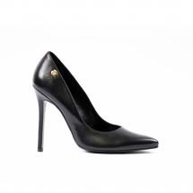 Дамски елегантни обувки от естествена кожа CP-2249