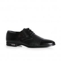Мъжки официални обувки от естествена кожа ETR-14665