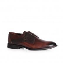 Мъжки официални обувки от естествена кожа ETR-14715