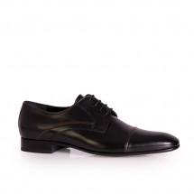 Мъжки официални обувки от естествена кожа GN-1799