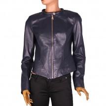 Дамско яке от естествена кожа MF-1483