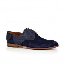 Мъжки обувки от естествен велур CP-5499
