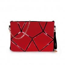 Дамска чанта от еко лак YZ-2330014