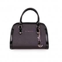 Дамска чанта от еко кожа и лак YZ-530105