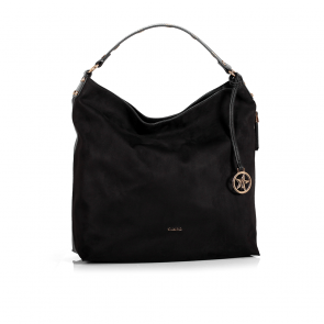 Ladies eco suede handbag GRD-420