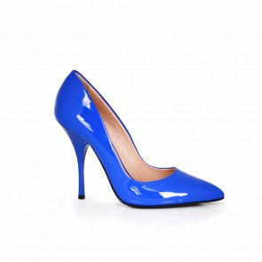 Ladies patent leather shoes   CP-2761