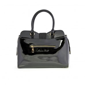 Ladies patent leather bag  YZ-500088  - 2