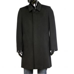 Male black coat wool MP-9096